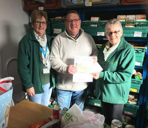 Dukeries Food bank